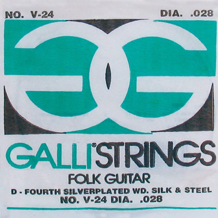 Galli Folk Guitar V-024