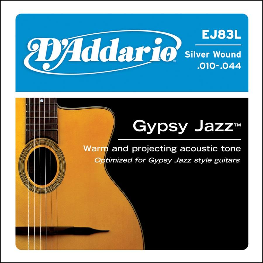 D'Addario Gypsy Jazz