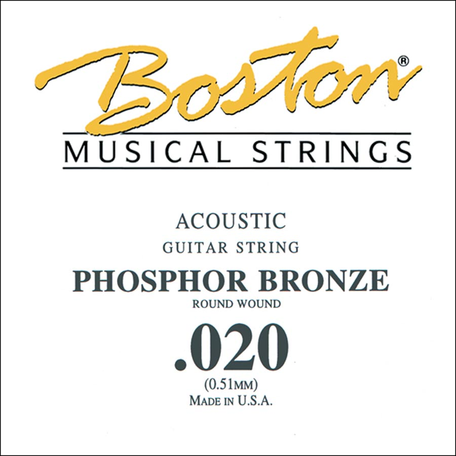 Boston losse snaar bronze BPH-020