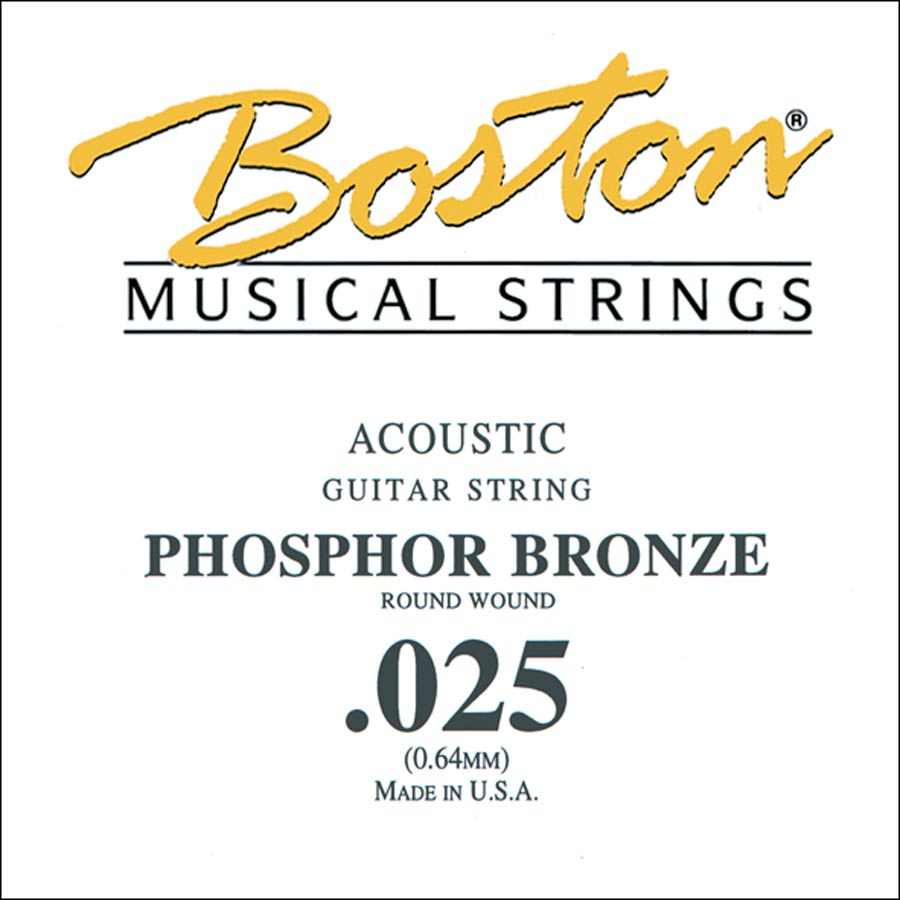 Boston losse snaar bronze BPH-025