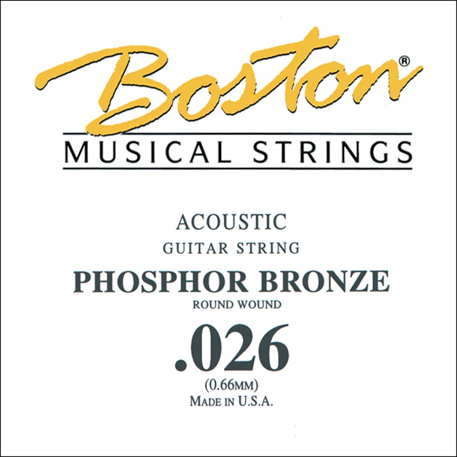 Boston losse snaar bronze BPH-026