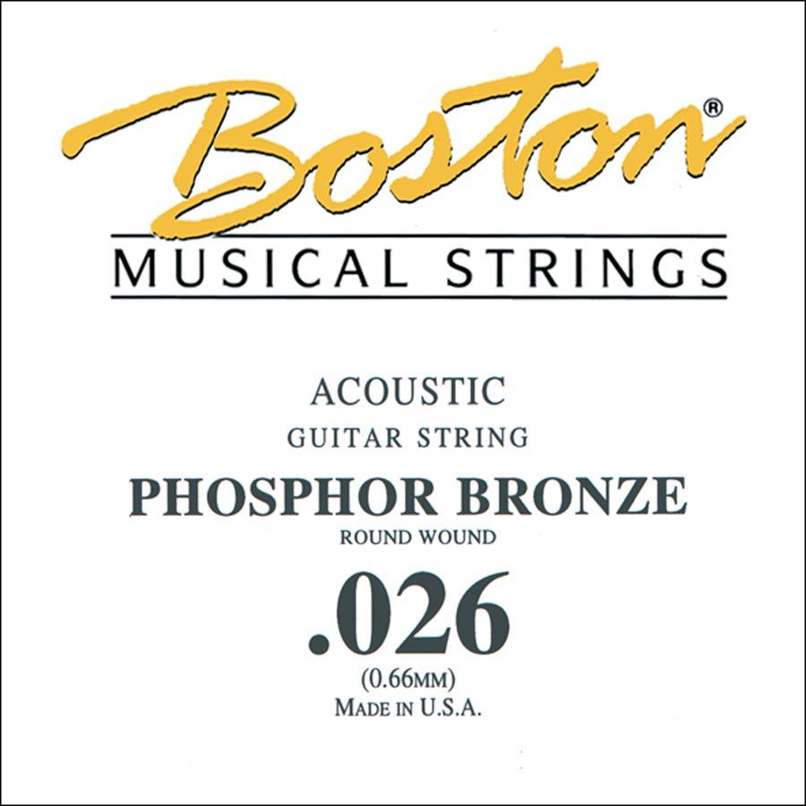 Boston losse snaar bronze BPH-026