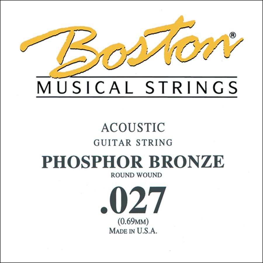 Boston losse snaar bronze BPH-027