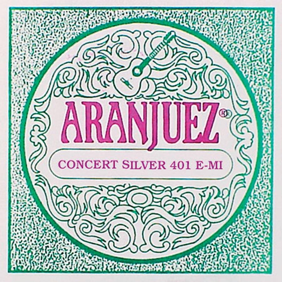 Aranjuez Concert Silver E-1 snaar