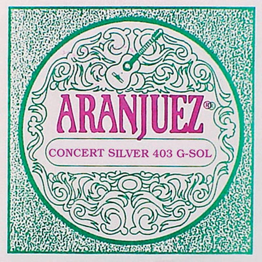 Aranjuez Concert Silver AR-403