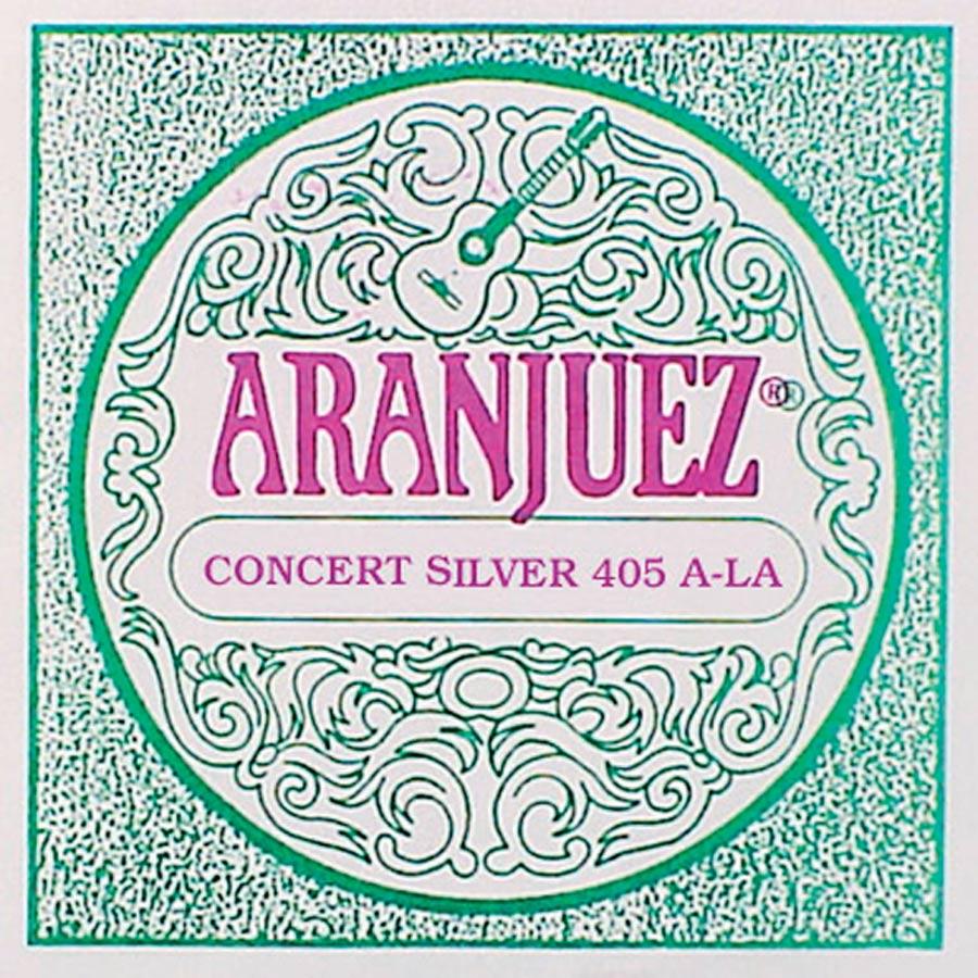 Aranjuez Concert Silver AR-405