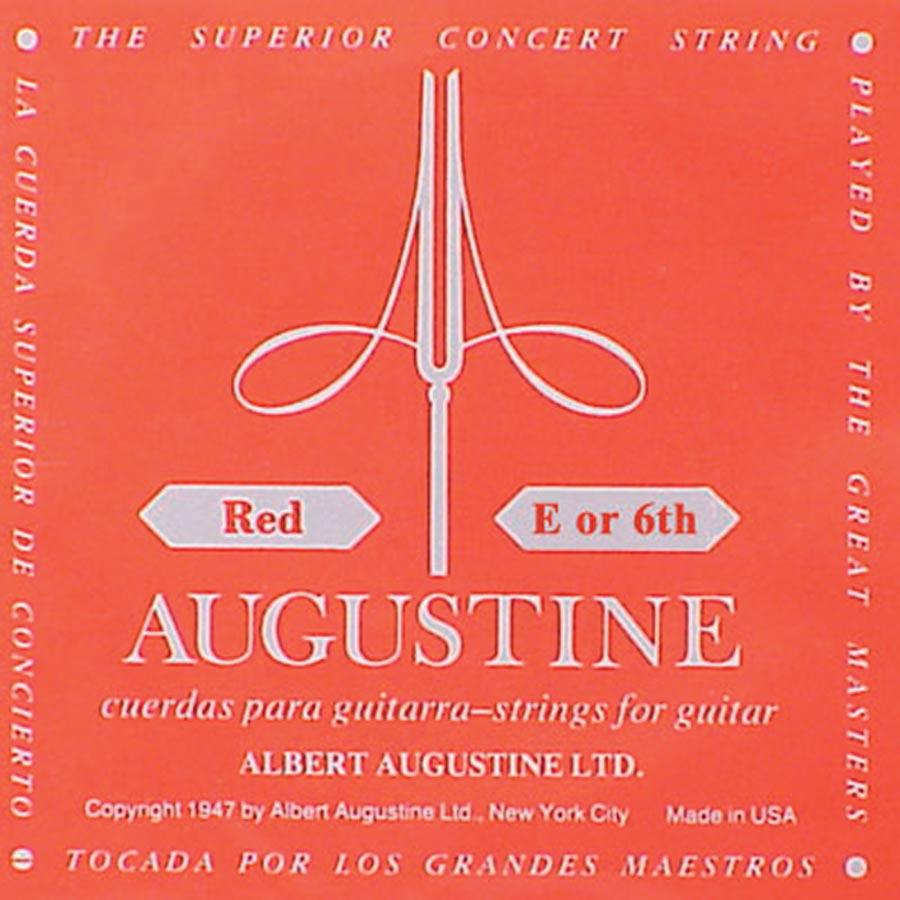 Augustine Red Label E-6 snaar