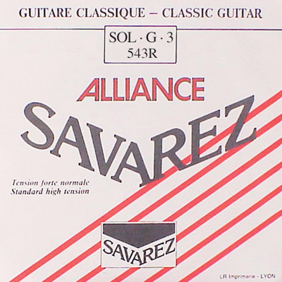 Savarez Alliance Classic 543-R