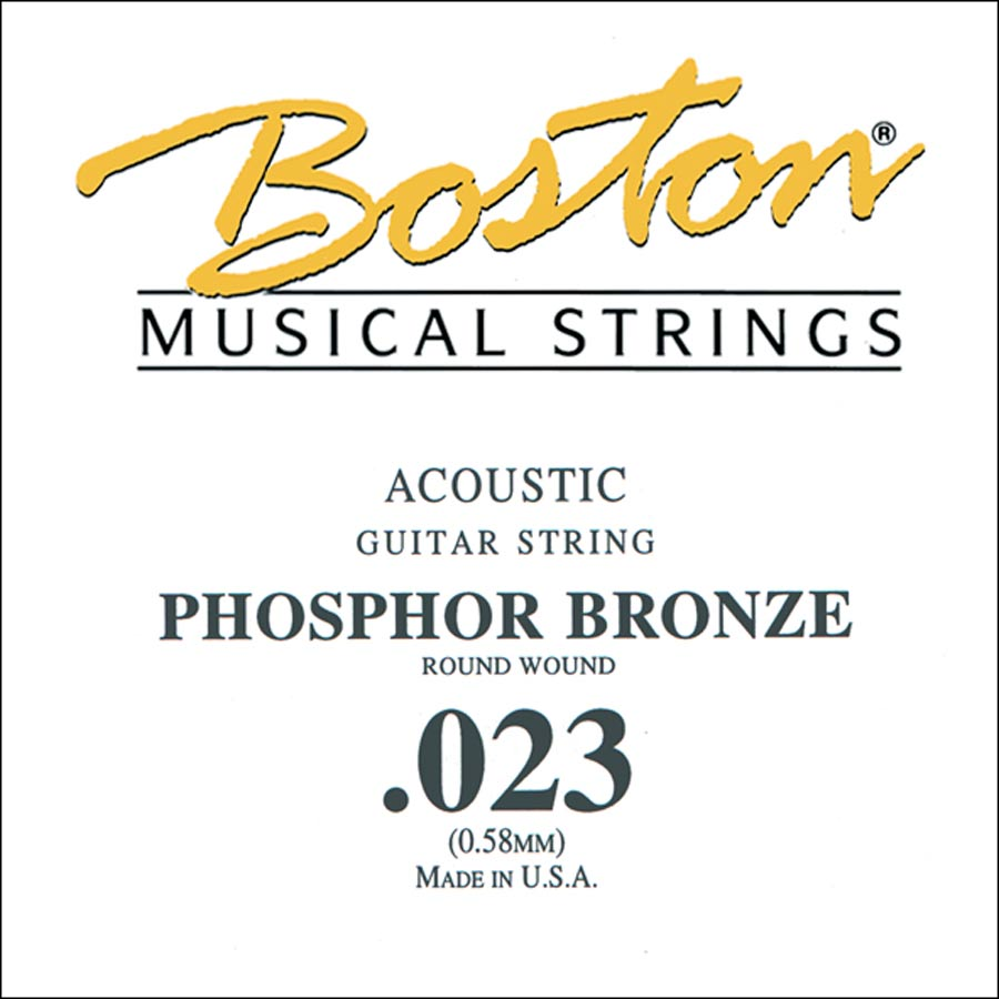 Boston losse snaar bronze BPH-023