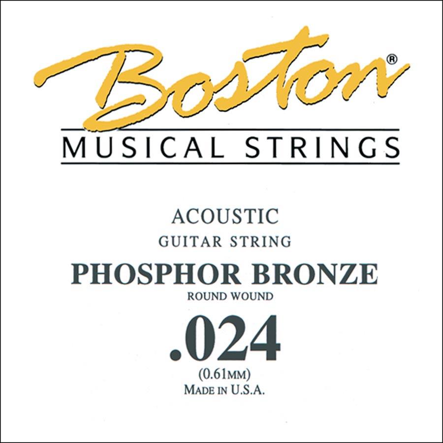Boston losse snaar bronze BPH-024