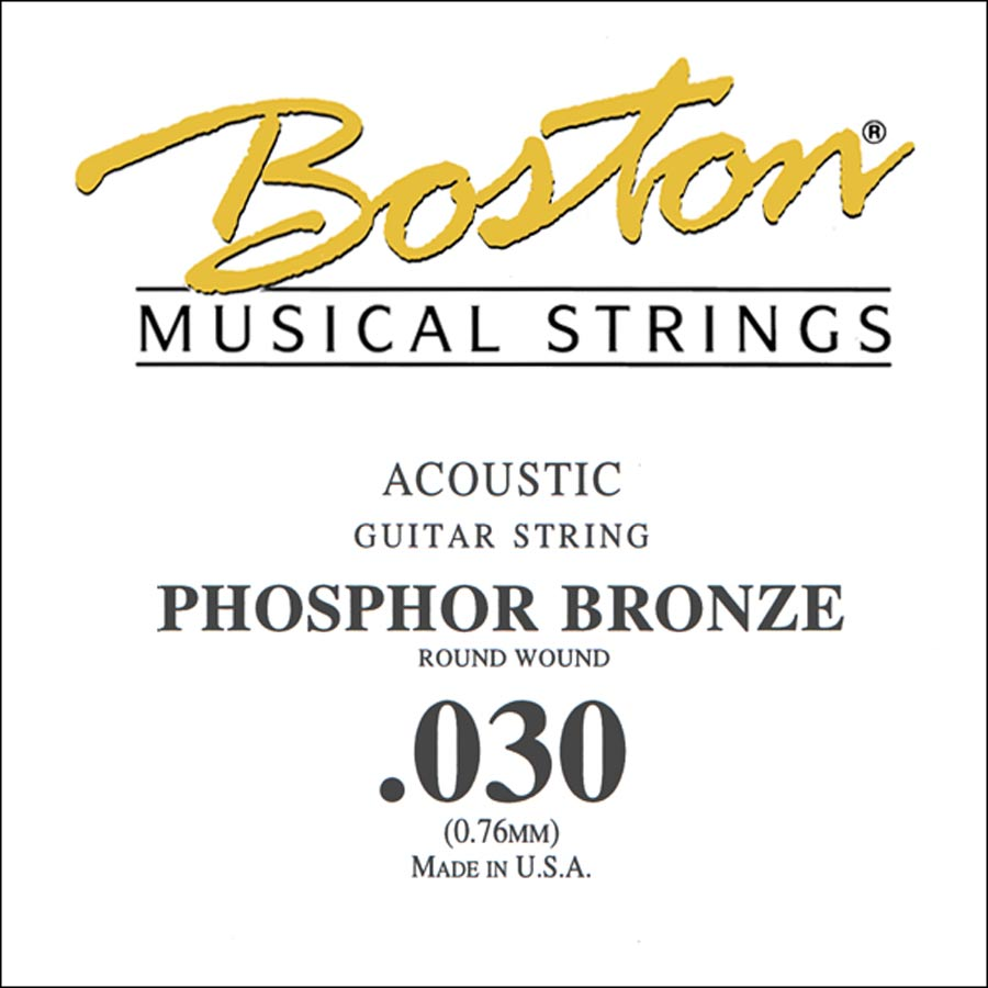 Boston losse snaar bronze BPH-030