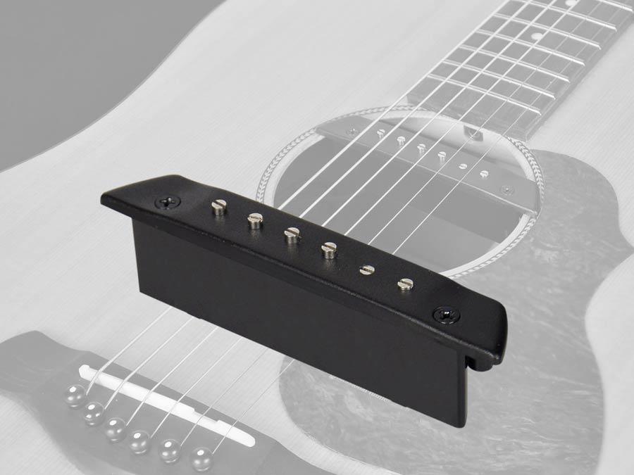 Pickup voor akkoestische gitaar
