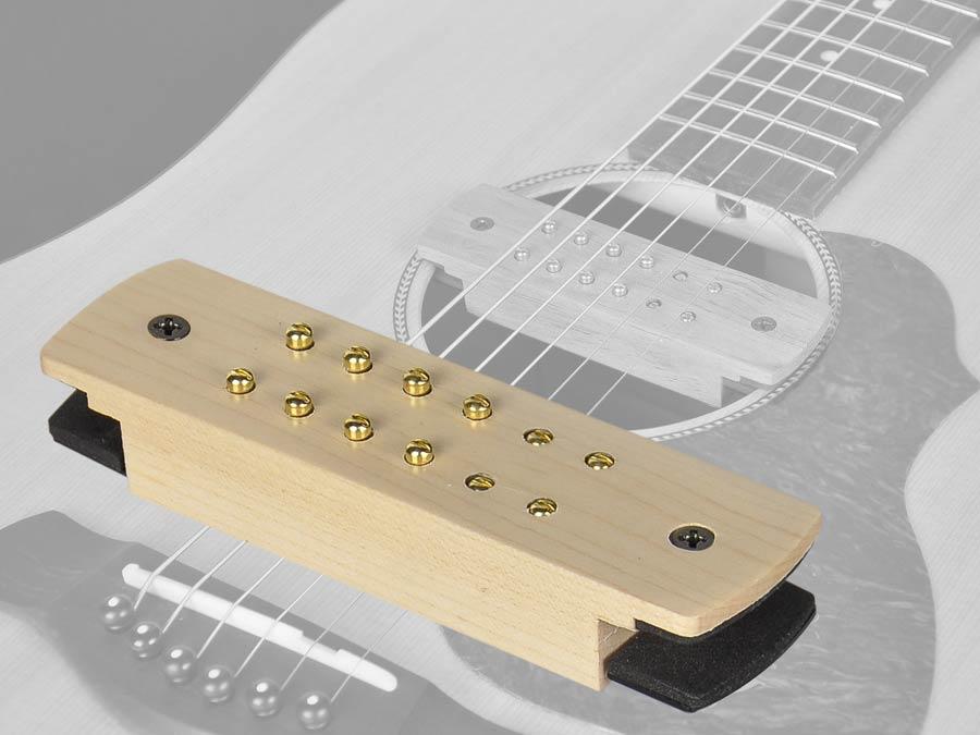 Pickup voor akoestische gitaar
