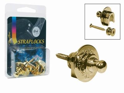 Boston straplocks, goud,BEP-10-GD