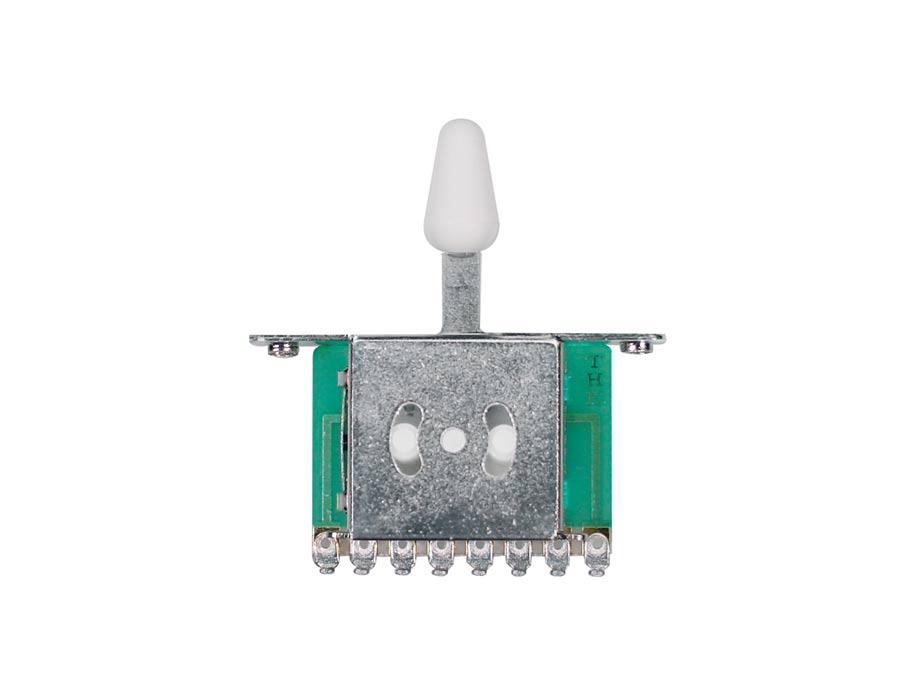 Boston lever switch 5-way, open model, 1 5/8 inch spacing, w