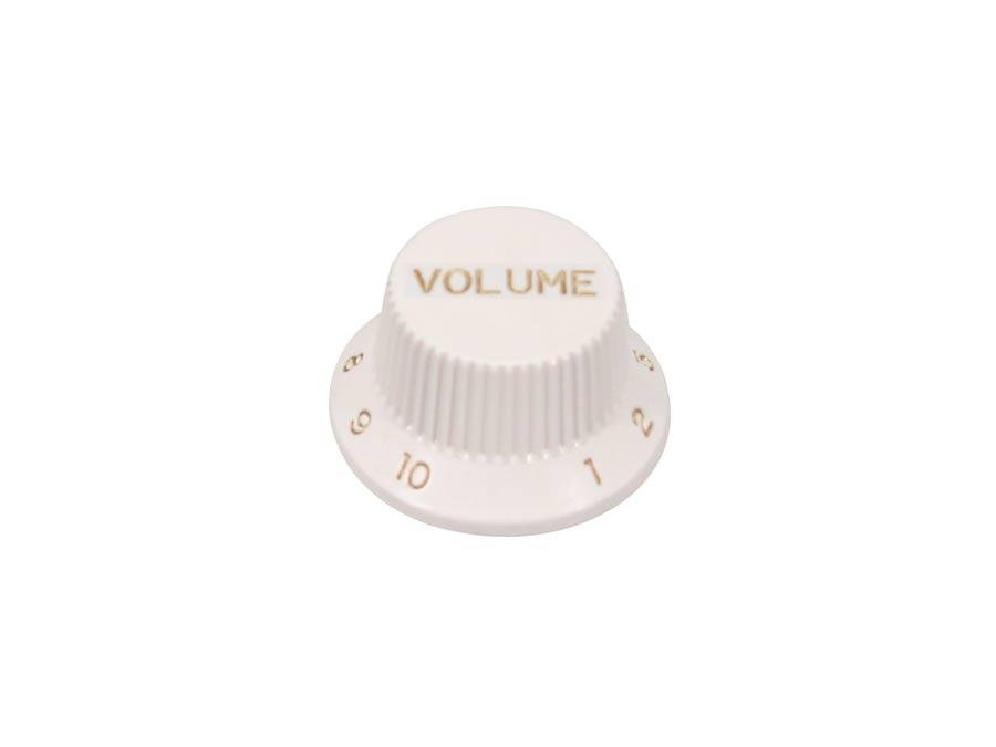 Boston bell knob, Stallion, white, volume