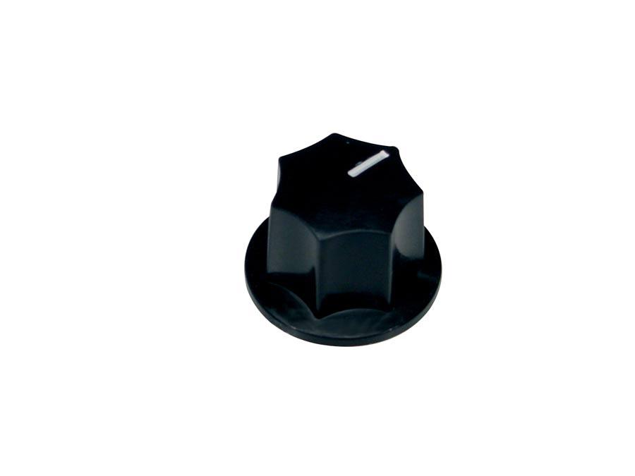 Boston knob, Jocker bass, black, large