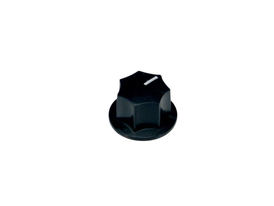 Boston knob, Jocker bass, black, small