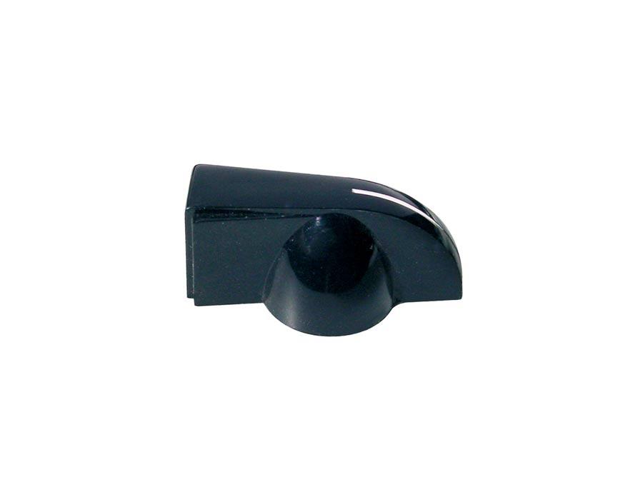 Boston pointer knob, chicken head model, black