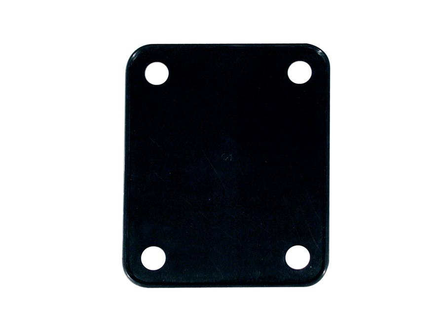 Boston neck plate cushion, black, 64,2x51mm, for NP-64 neck