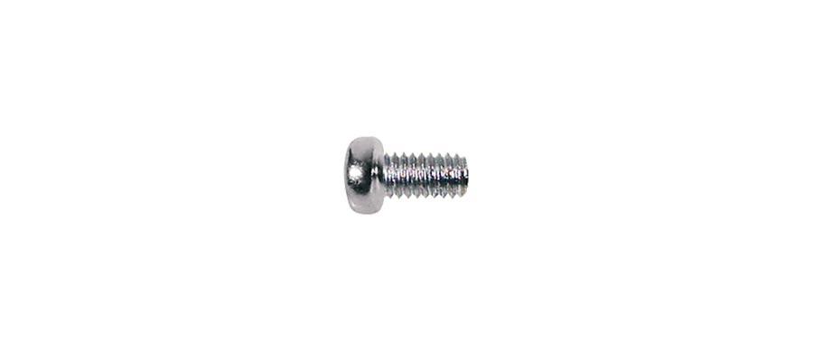 Boston switch bolt, 3,0x 5mm, 12pcs, dome head, metric M3, n