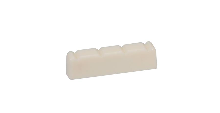 Boston topkam voor banjo, plastic, 30x5x8,5mm, 6-pack