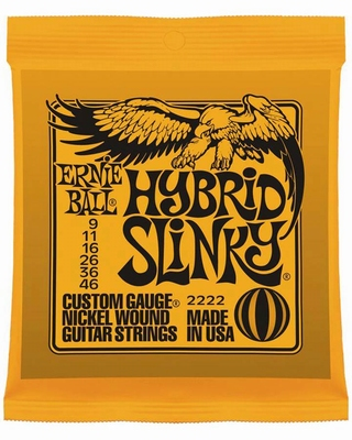 Ernie Ball Hybrid Slinky EB-2222