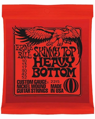 Ernie Ball Skinny top Heavey bottom EB-2215