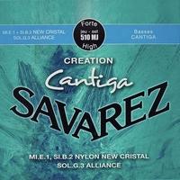Savarez Creation Cantiga CSA 510MJ