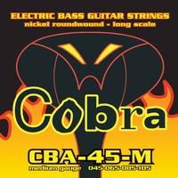 Cobra electric bass snarenset CBA-45-M