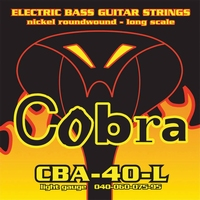 Cobra electric bass snarenset CBA-40-L