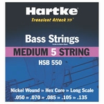 Hartke HSB 550 set bassnaren