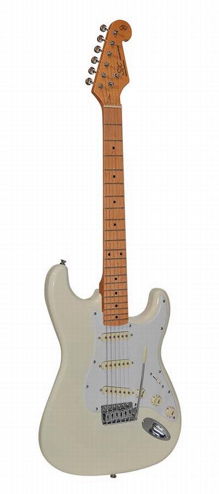 SX elektrische gitaar SST57-VWH