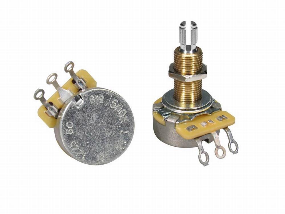 CTS USA Potmeter CTS500-B60
