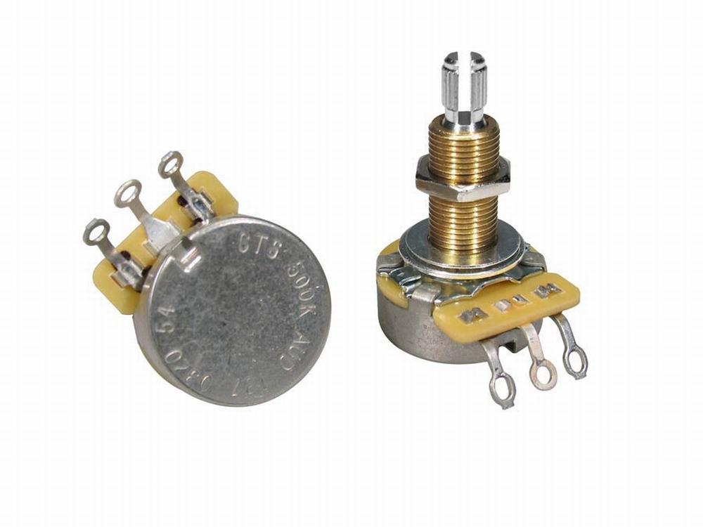 CTS USA Potmeter CTS500-A54