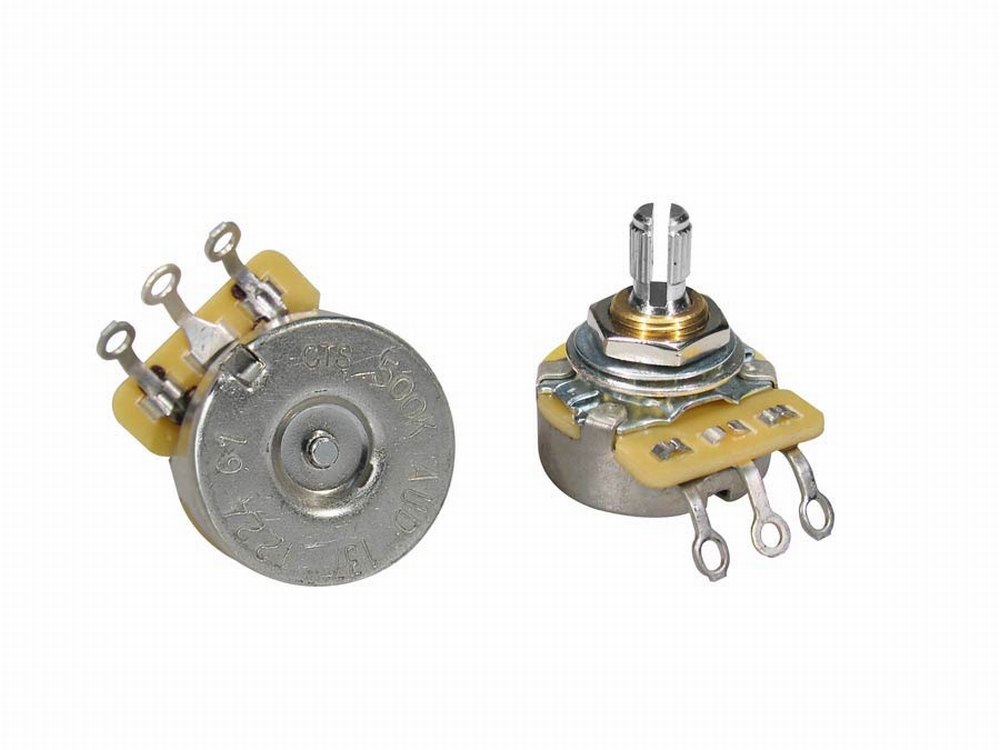 CTS USA Potmeter CTS500-A61
