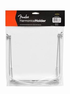Fender mond harmonica houder