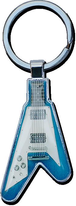 Rock Champ sleutelhager V model