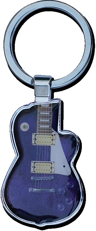 Rock Champ sleutlehanger LP blue