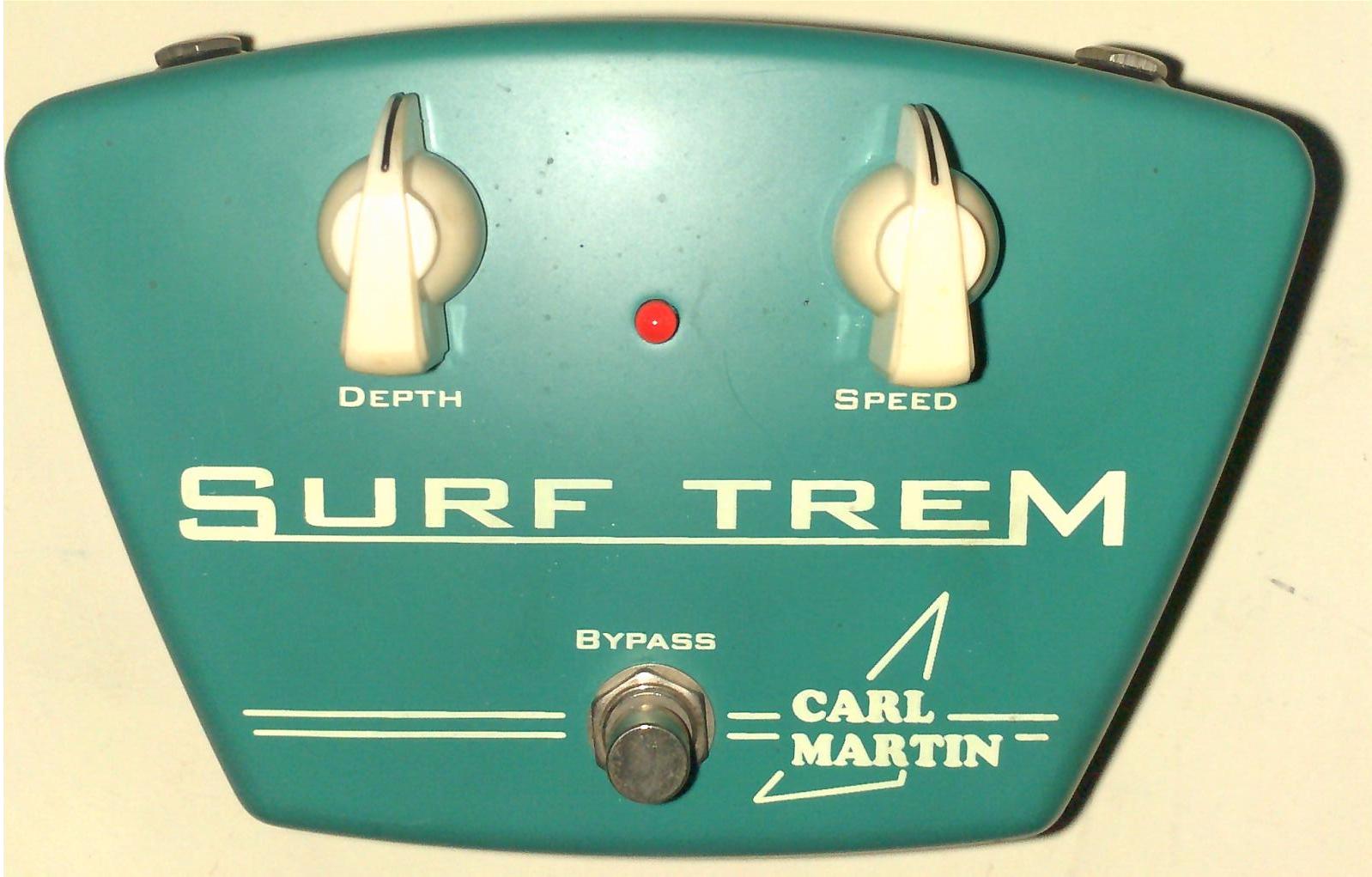 Carl Martin surf trem Occasion