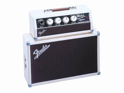 Fender miniatuur-versterker 'Mini Tone-Master® Amp