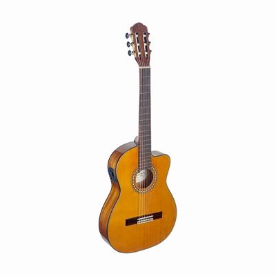 ANGEL LOPEZ Silvera-serie klassieke gitaar, THIN Body
