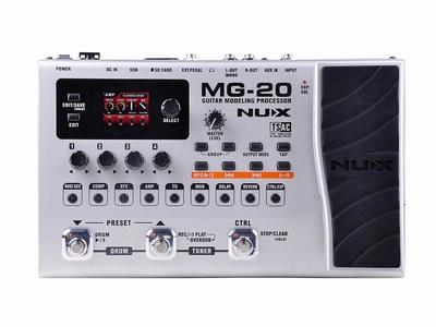 NUX gitaar multi effect processor