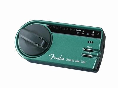 Fender GREENTUNER chromatic tuner