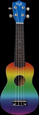 De Calista 21 is een houten sopraan ukelele