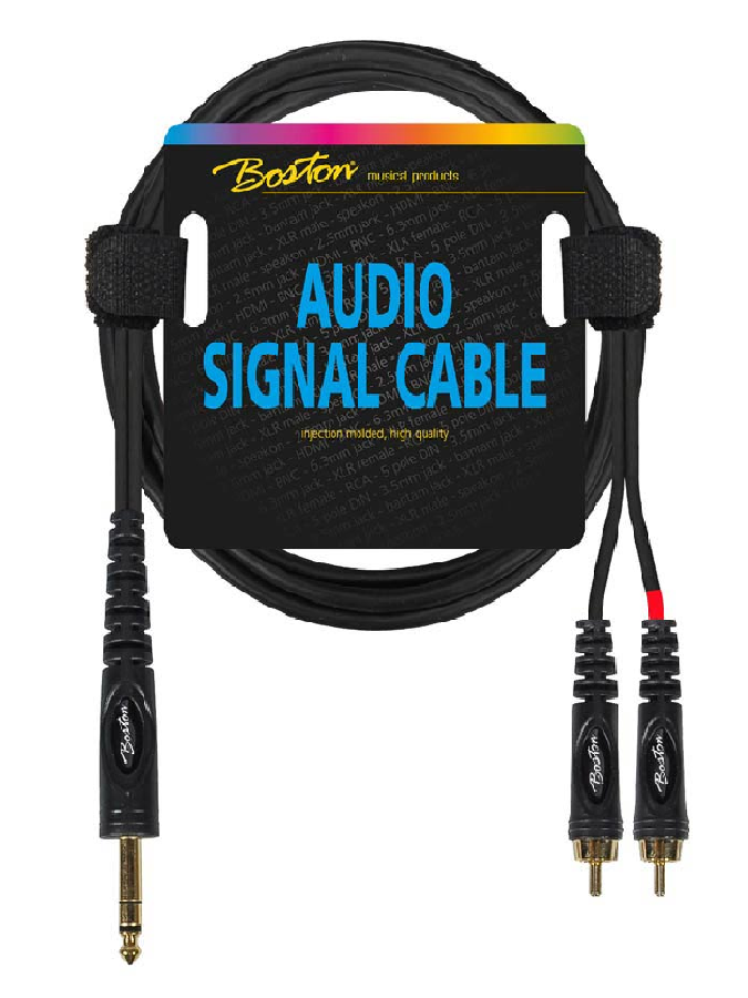 Boston audio signaalkabel AC-272-030
