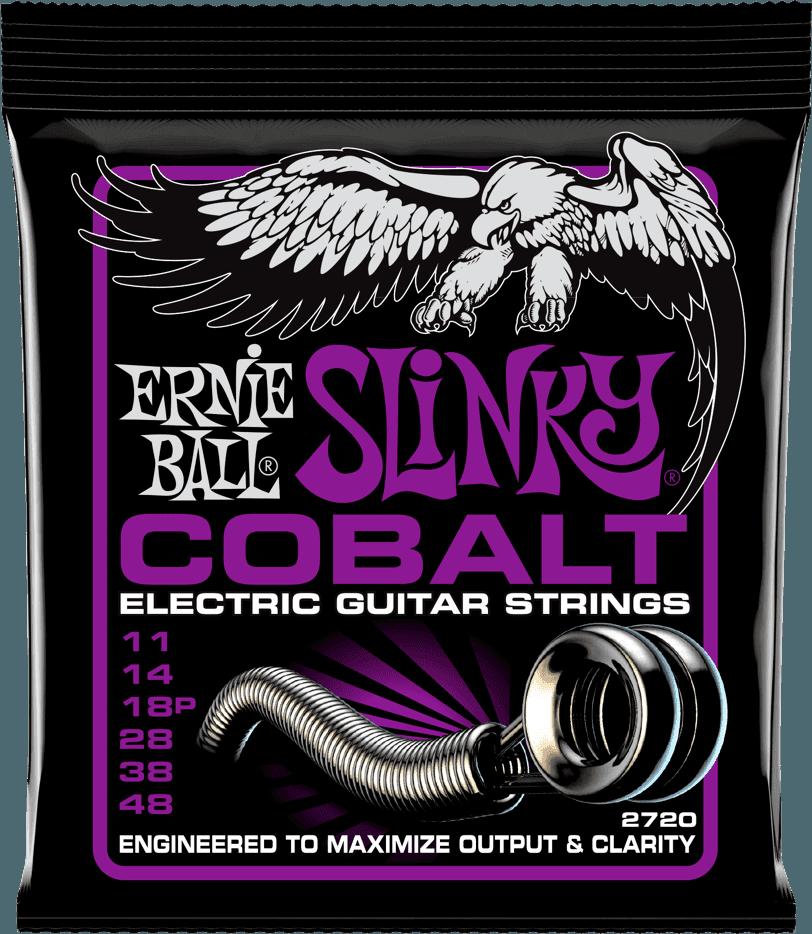 Ernie Ball Slinky Cobalt EB-2720