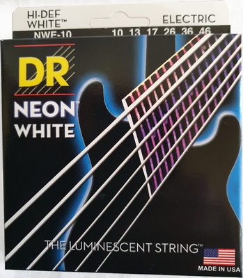 DR NEON White NWE-10