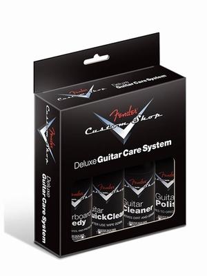 Fender Custom Shop Series guitar cleaning kit