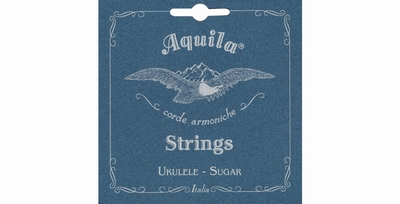 Aquila Sugar Ukulele set G-C-E-A